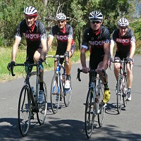 29) Bike Tour of High Country, Victorian Alps (December)