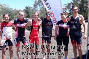 2019 2020 Mixed Team Relay