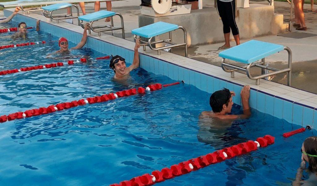 AUS Pool 1